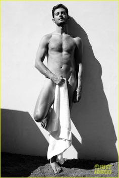 Pretty Little Liars actor Julian Morris bares his nude body in this brand new photo shoot for Wonderland magazine's latest issue. More pics on JustJared.com!