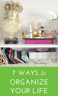Easy tips for getting more organized and less frazzled