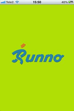 Look for the free Runno app on App Store and start exploring:)