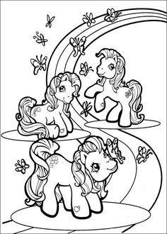 my little pony kleurplaten - Google zoeken