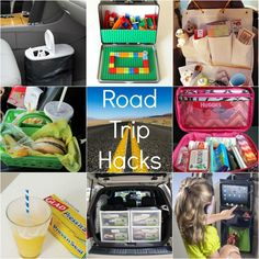 Driving to Disney World?  Then you MUST read these great Road Trip Hacks that can make the trip SO much more enjoyable for the whole family!