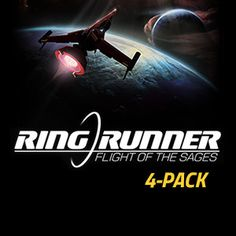 [Chrono.gg] Ring Runner: Flight of the Sages 4-Pack ($1.50 / 92% off) 24 hour sale