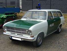 German - 1965 Opel Kadett B Caravan