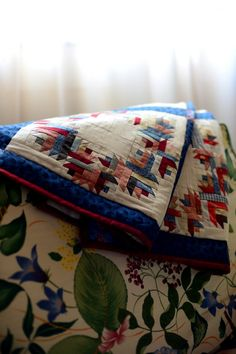 Aspettando il we di Patchwork e coperte – Waiting for the we of Patchwork and blankets |