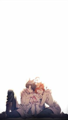 (notitle) - The Promised neverland - Anime Manga Anime, Anime Art, Attack On Titan Anime, Norman, Animes Wallpapers, Fanart, Anime Shows, Neverland, Tokyo Ghoul