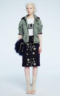 Muller Fall/Winter 2014 Trunkshow Look 35 on Moda Operandi