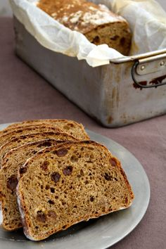 Eltefritt vørterbrød Mat, Banana Bread, Baking, Desserts, Tailgate Desserts, Deserts, Bakken, Postres, Dessert