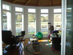Sun room over looking horse pastures. Sun Room, Horse Farms, Kentucky, Horses, Windows, Winter Garden, Horse, Ramen, Window