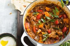 Rogan Josh Pulled Beef Curry