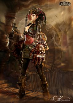 ༻✿ღ‿§§R♥Z§§ღ‿✿⊱╮¨) ¸.•´¸.•*´¨) ¸.•*¨) (¸.•´ (¸.•`¤steampunktendencies:  Kureiyah (Steampunk Vi)