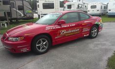 2001 Pontiac Grand Prix GTP Official Daytona Pace Car For Sale By Owner. Own a piece of history! This vehicle is the actual Pace Car that paced the Budweiser Shootout on February 11, 2001. There were two Pace Cars - PC01, and PC02, which paced the race. This is car # PC01. This was the last full race that Dale Earnhardt, Sr. ran before he was killed at Daytona on February 18, 2001. Tony Stewart won this race with Dale taking second. $14,900 OBO www.pascoparkandsell.com