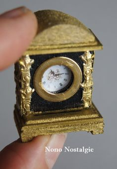 Nono mini Nostalgie: Premiers bijoux