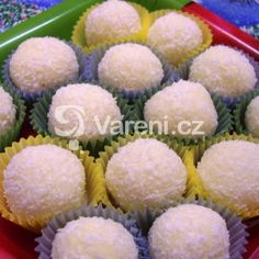 Czech Recipes, Russian Recipes, Czech Desserts, Wonderful Recipe, Christmas Cookies, Muffin, Sweets, Sugar, Baking