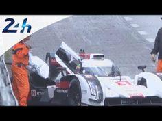 LM24 VIDEO: Audi/Toyota/Ferrari crash WEC: 24 Hours of Le Mans 2014 RACER.com
