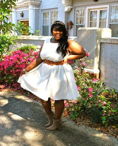 Plus Size Fashion by Musings of a Curvy Lady #curvy #plussizefashion #plussize #ootd