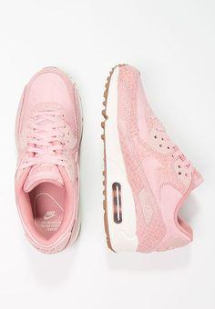 finest selection 47fbd 41df8 AIR MAX 90 PREMIUM - Sneakers - pearl pink sail pink glaze med brown -  Zalando.se. Vêtements De Sport ...