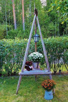Kukkateline Lake Garden, Dream Garden, Outdoor Projects, Garden Projects, Small Gardens, Outdoor Gardens, Garden Deco, Ponds Backyard, Garden Fencing