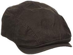 Stetson Men s Weathered Cotton IVY Cap Review Boinas 127b3e9a832