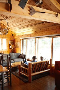 Gunflint Lodge, Grand Marais, Minnesota: Snowy cross-country ski trails, cabins with hot tubs and excellent food compete for couples' attention at Gunflint Lodge, tucked into northeast Minnesota's wilderness.