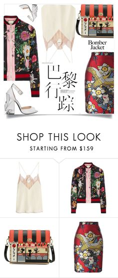 """""""You Look Stylish when You in the Mood"""" by hotsarrisstyle ❤ liked on Polyvore featuring Zadig & Voltaire, Gucci, Dsquared2 and N°21"""