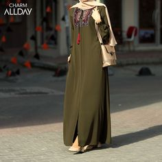 Abaya Fashion, Muslim Fashion, Modest Fashion, Fashion Outfits, Womens Fashion, Hijab Chic, Muslim Girls, Beautiful Hijab, Mode Hijab