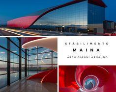 Arch. Gianni Arnaudo,  Stabilimento produttivo e palazzina uffici ,2015, Prodotto Bertolotto Porte: Bikoncept Simple