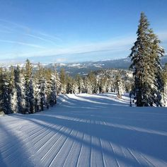 @Northstar Vintage California is good shape today with fresh snow!