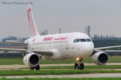 Airbus A319-114 - TS-IMJ - Tunisair