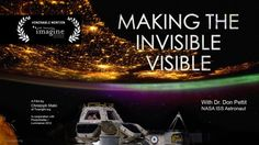 "This is a NEW, 25 Minute Version of ""The Image Frontier - Making the Invisible Visible"", with previously unseen footage and lots of new scenes (Version without German Subtitles go here: https://vimeo.com/61083440)!  A tribute to the International Space Station Program as well as Dr. Don Pettit, NASA Astronaut and ISS Astrophotographer, ""Making the Invisible Visible"" explores and celebrates the Art and challenges of Astrophotography orbiting earth Day and Night on board of the…"