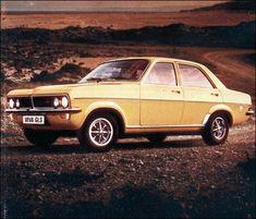 1976 Vauxhall Viva 2300 GLS 4 Door Classic Cars British, British Sports Cars, Old Classic Cars, Vauxhall Motors, Cars Uk, Yellow Car, 1957 Chevrolet, Top Cars, Commercial Vehicle