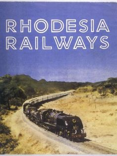 An poster sized print, approx mm) (other products available) - ZIMBABWE : a massive steam locomotive hauls a long train across Rhodesia& wide open spaces. - Image supplied by Mary Evans Prints Online - poster sized print mm) made in the UK Out Of Africa, Steam Locomotive, Vintage Travel Posters, Africa Travel, Open Spaces, Poster Size Prints, Photo Mugs, Prints Online, Zimbabwe History