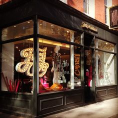 Good morning, Bleecker Street. What a great store front!
