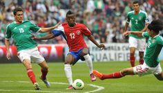 El partido Mexico vs Costa Rica en vivo  pueden verlo a través de todas las opciones que les dejamos...