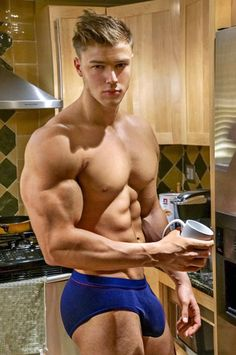 Muscle guys extraordinary butthole