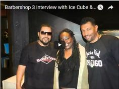 Been invited to post to @phlbloggers Entertainment Board, so figured I may as well get more mileage from my Interview with Ice Cube & Deon Cole for Barbershop 3!