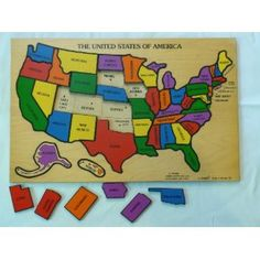 8 best Puzzles images on Pinterest   Baby toys, Wooden puzzles and ...