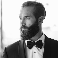 Beards, bowties, and suits - Sir Wylde Classiness