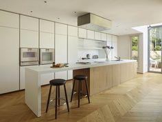 Bulthaup kitchen..Get inspired byCOCOON.com for Contemporary Minimalist Modern Luxury Design Bathrooms & Kitchens to live in &.. COCOON! Modern kitchen design ideas by #COCOON Dutch designer brand.
