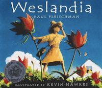 Picture Books Are Powerful | Christie Wright Wild www.christiewrightwild.com || Weslandia by Paul Fleischmanna, how a picture book affects children in a positive way