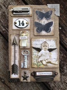 Altered & Inked: May 12 tags of 2014