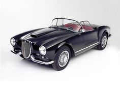 Lancia Aurelia GT Convertible... I must admit I have a sweet spot for vintage cars