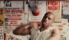 Michael B. Jordan - Creed - Nascido Para Lutar Rocky