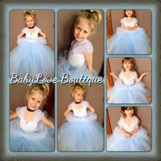 Cinderella inspired tutu dress!!