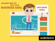 Get your eye-catching Explainer Videos from Buzz Creatix and start enhancing your business! Contact us now www.buzzcreatix.c... #ExplainerVideos #Branding #Brand #Video #VideoMarketing #VideoCreation #MarketingStrategy #Videos #VideoMaking #Marketing #SMM #VideoMakers #Digitalworld #VideoMarketingExpert #VideoProduction #Business