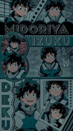 Wallpaper Izuku Midoriya