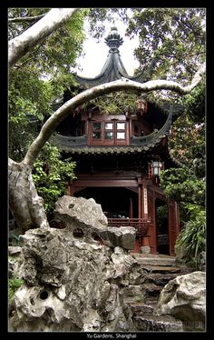 Yuyuan Garden (China)    Yuyuan Garden or Yu Garden is located in Shanghai and was first established in 1559 as a private garden. In 1961 the gardens were opened to the public after being repaired by the government.