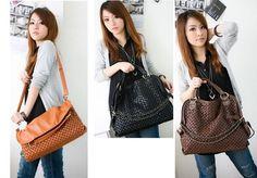 Large Woven Handbags | Pyrefly