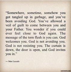 God Invites You In