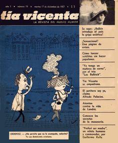 Tía Vicenta, la revista del nuevo humor, año 1, número 19, martes 17 de diciembre de 1957, Landrú