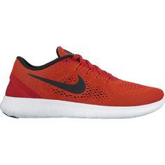 Nike Free RN Mens University Red/Black/Total Crimson/White
